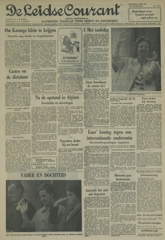 Leidse Courant 1961-05-02