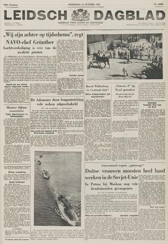 Leidsch Dagblad 1955-10-12
