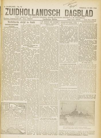Zuidhollandsch Dagblad 1944-05-19