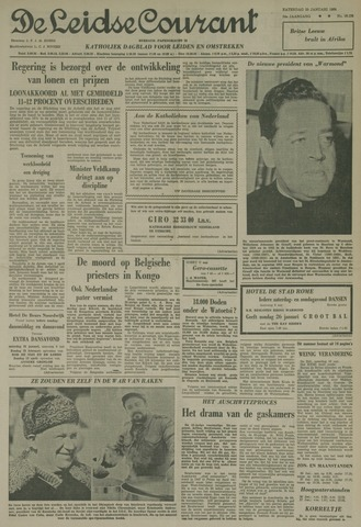 Leidse Courant 1964-01-25