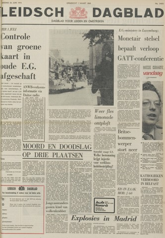Leidsch Dagblad 1973-06-26