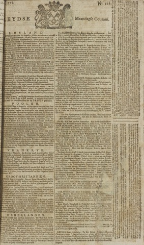 Leydse Courant 1770-09-03