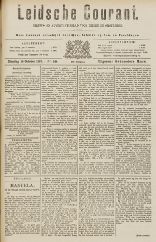 Leydse Courant 1887-10-18