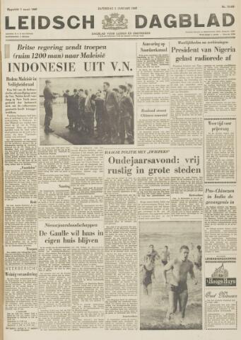 Leidsch Dagblad 1965