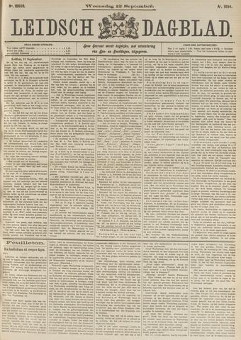 Leidsch Dagblad 1894-09-12