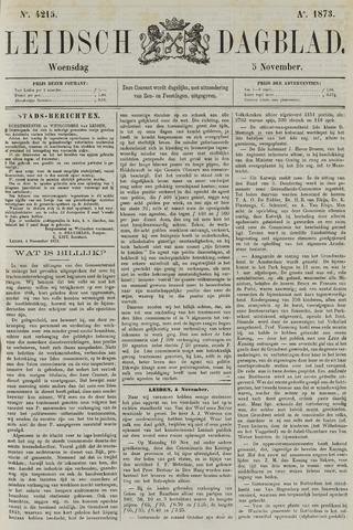 Leidsch Dagblad 1873-11-05