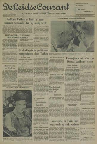 Leidse Courant 1964-06-17