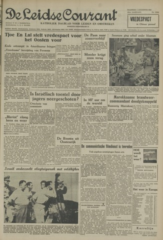 Leidse Courant 1955-08-01