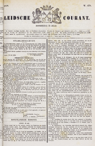 Leydse Courant 1879-07-31