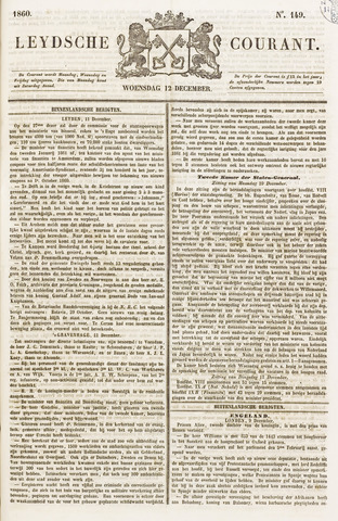 Leydse Courant 1860-12-12