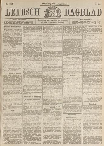 Leidsch Dagblad 1916-08-22