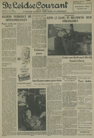 Leidse Courant 1961-05-03