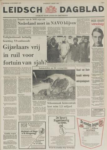 Leidsch Dagblad 1979-11-10