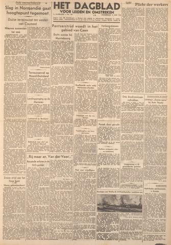 Dagblad voor Leiden en Omstreken 1944-06-15