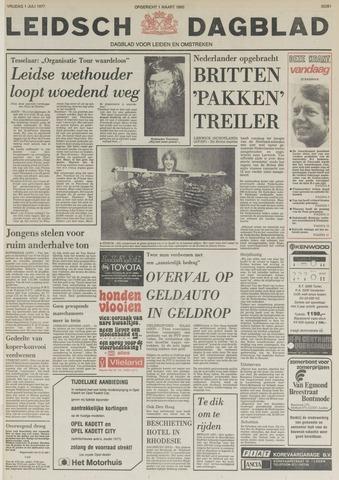 Leidsch Dagblad 1977-07-01
