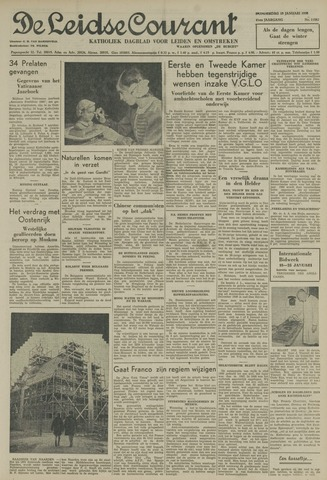 Leidse Courant 1950-01-19