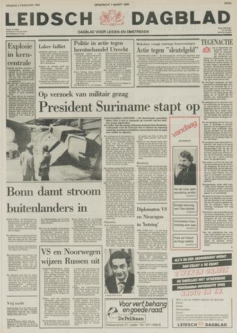 Leidsch Dagblad 1982-02-05