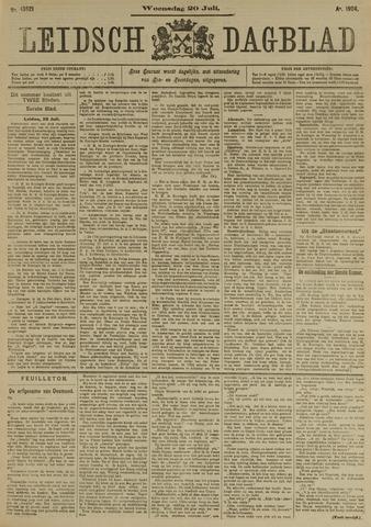 Leidsch Dagblad 1904-07-20