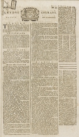 Leydse Courant 1814-02-18