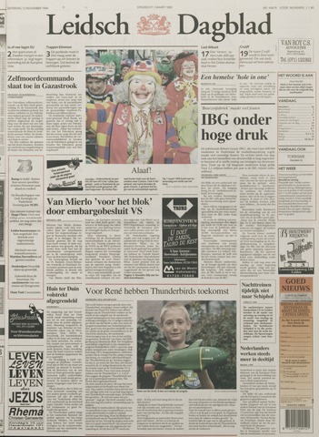 Leidsch Dagblad 1994-11-12