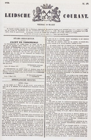 Leydse Courant 1876-03-10
