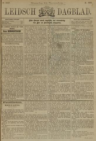 Leidsch Dagblad 1890-11-24