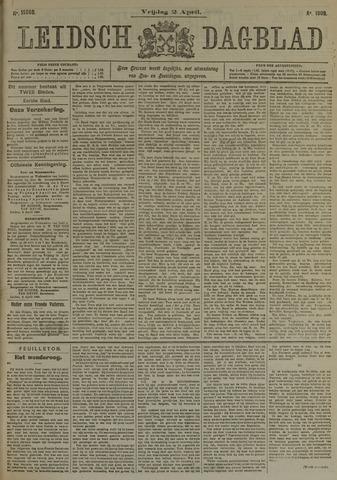 Leidsch Dagblad 1909-04-02