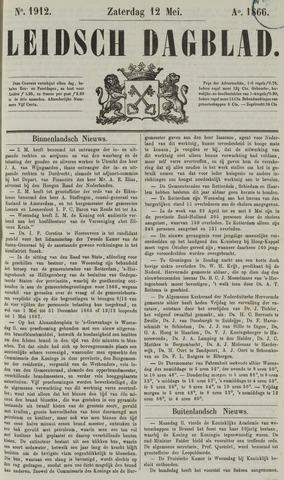 Leidsch Dagblad 1866-05-12
