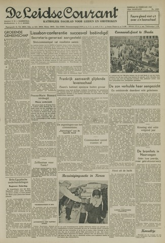 Leidse Courant 1952-02-26