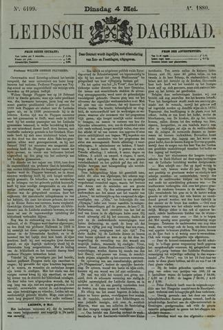 Leidsch Dagblad 1880-05-04