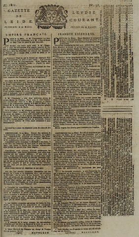 Leydse Courant 1811-03-29