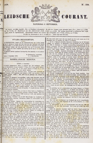 Leydse Courant 1879-09-06