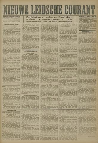 Nieuwe Leidsche Courant 1923-07-23