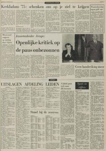 Leidsch Dagblad 14 Januari 1975 Pagina 11 Historische Kranten