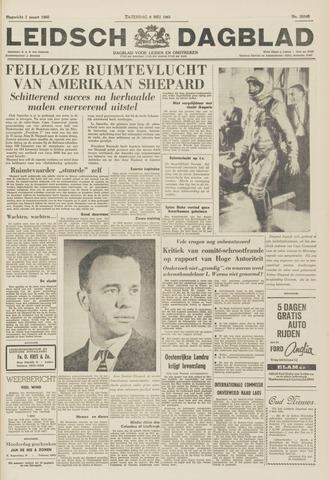 Leidsch Dagblad 1961-05-06