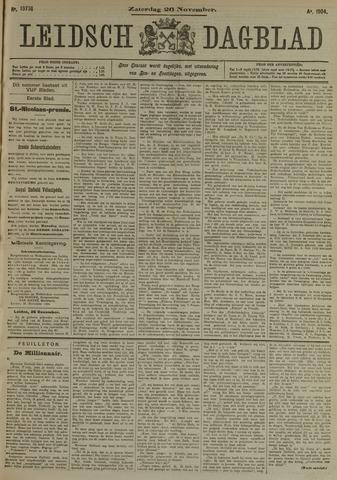 Leidsch Dagblad 1904-11-26
