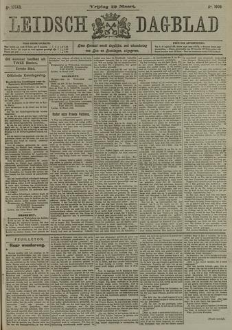 Leidsch Dagblad 1909-03-12