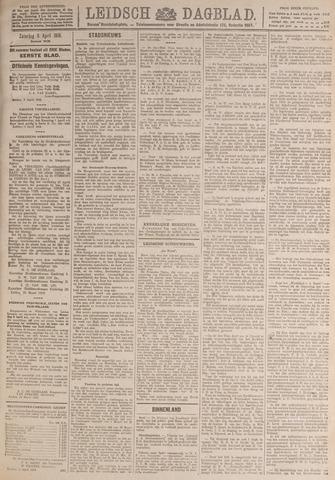 Leidsch Dagblad 1919-04-05