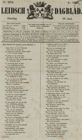 Leidsch Dagblad 1867-06-18