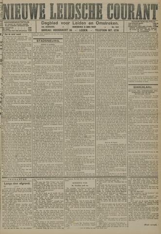 Nieuwe Leidsche Courant 1921-05-03