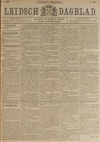 Leidsch Dagblad 1901-12-27