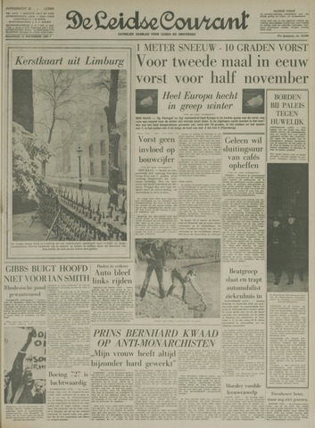 Leidse Courant 1965-11-15