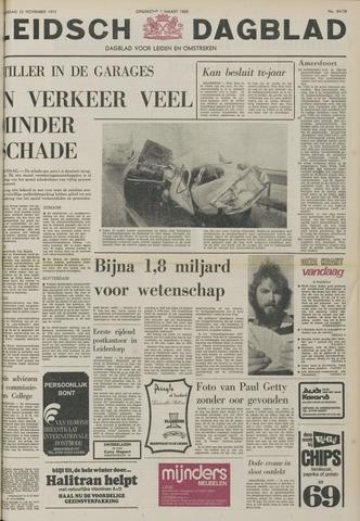 Leidsch Dagblad 1973-11-22