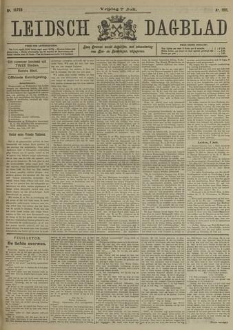 Leidsch Dagblad 1911-07-07