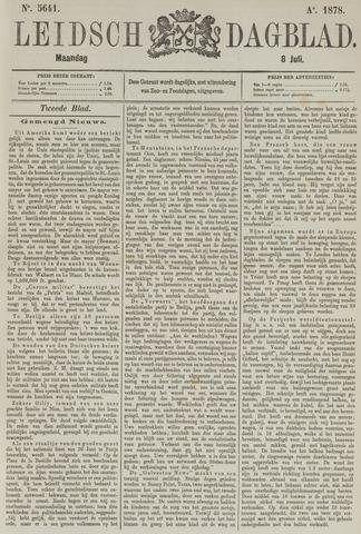 Leidsch Dagblad 1878-07-08