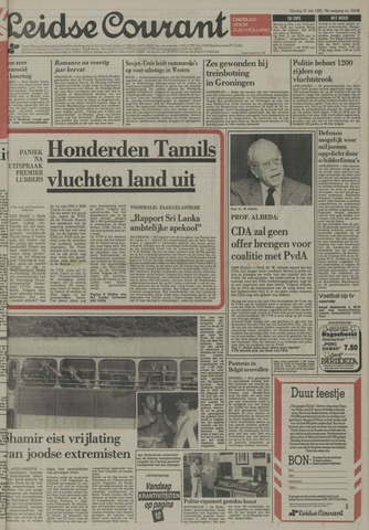 Leidse Courant 1985-05-21