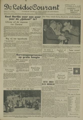 Leidse Courant 1959-07-11
