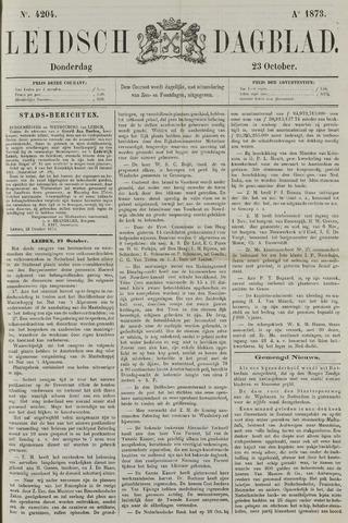 Leidsch Dagblad 1873-10-23
