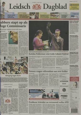 Leidsch Dagblad 2005-02-21