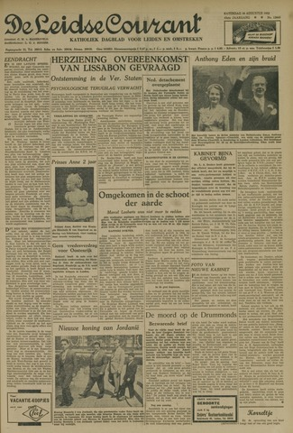 Leidse Courant 1952-08-16